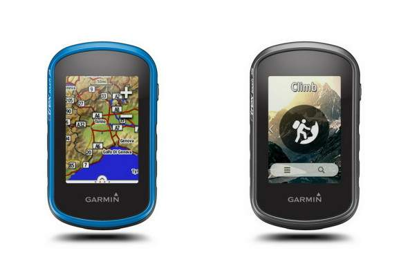 Garmin etrex GPS outdoor touch tactil