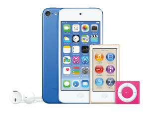 iPod-Family-Colors