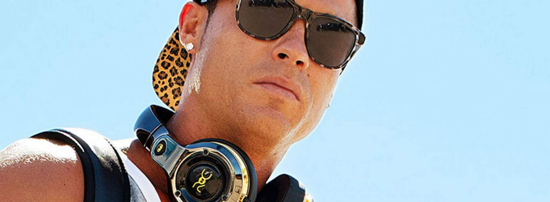 Cristiano lanza los auriculares ROC by Monster