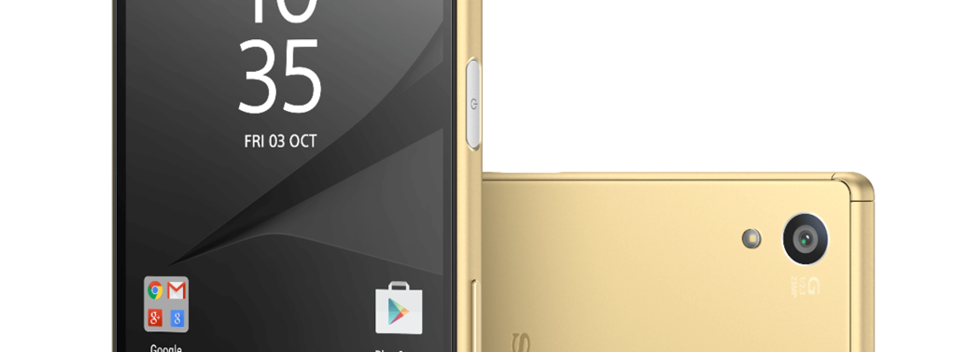 Ya disponible el Sony Xperia Z5