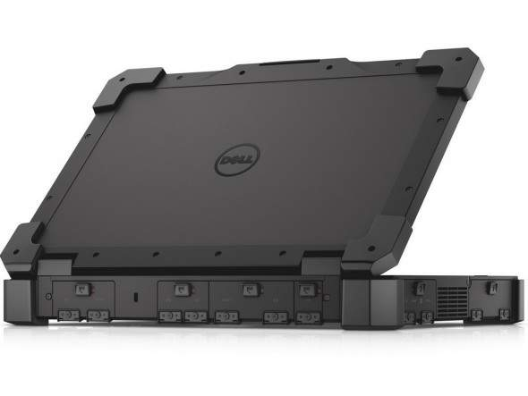 Dell Latitude 14 Rugged Extreme computer.
