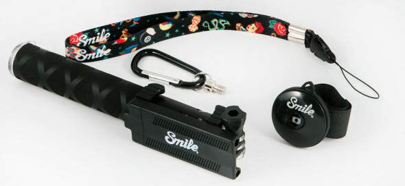Smile Selfie Kit Pocket