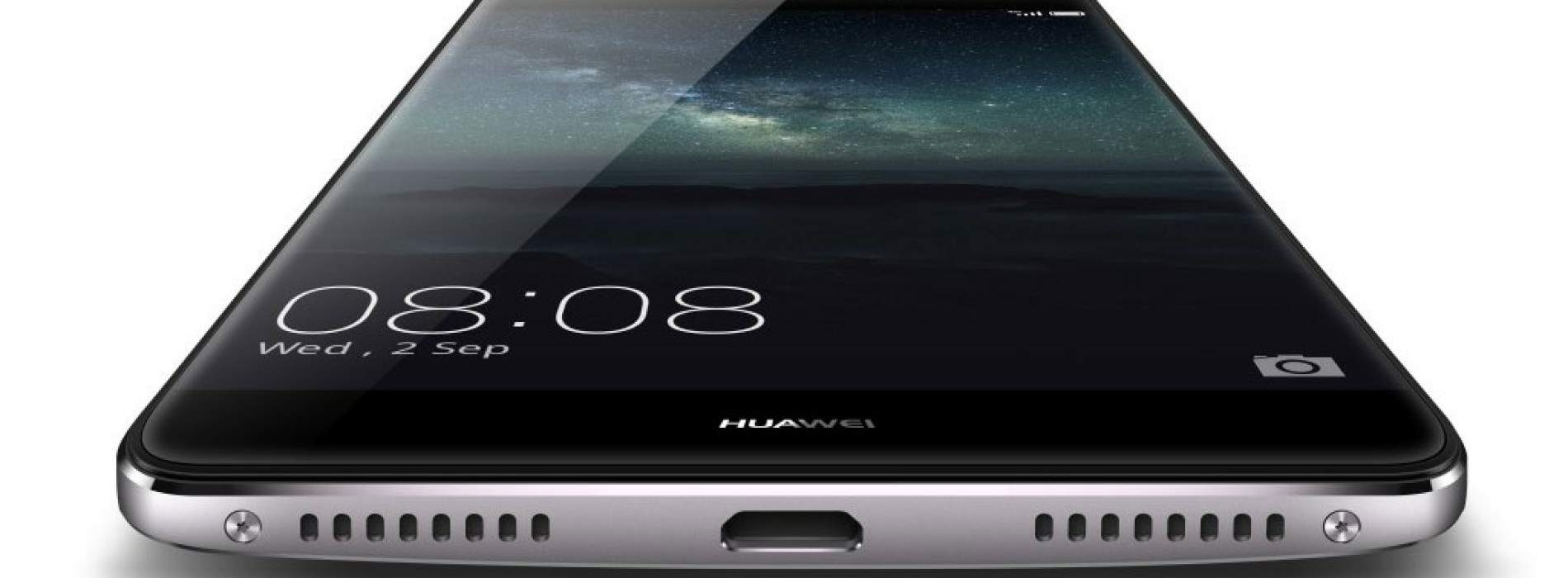 Huawei Mate S: El primero con Force Touch