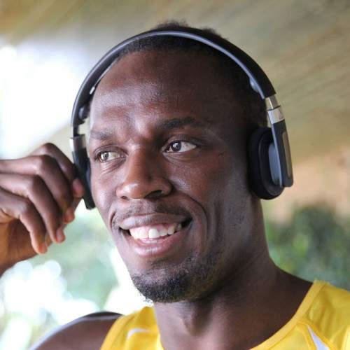 Trainer by Gibson, los auriculares de Usain Bolt