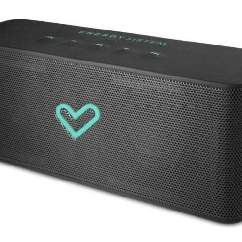 Concurso: Altavoz Energy Sistem Music Box Aquatic Bluetooth