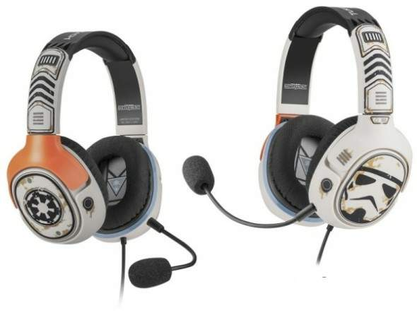 Auriculares para gaming Turtle beach Star Wars