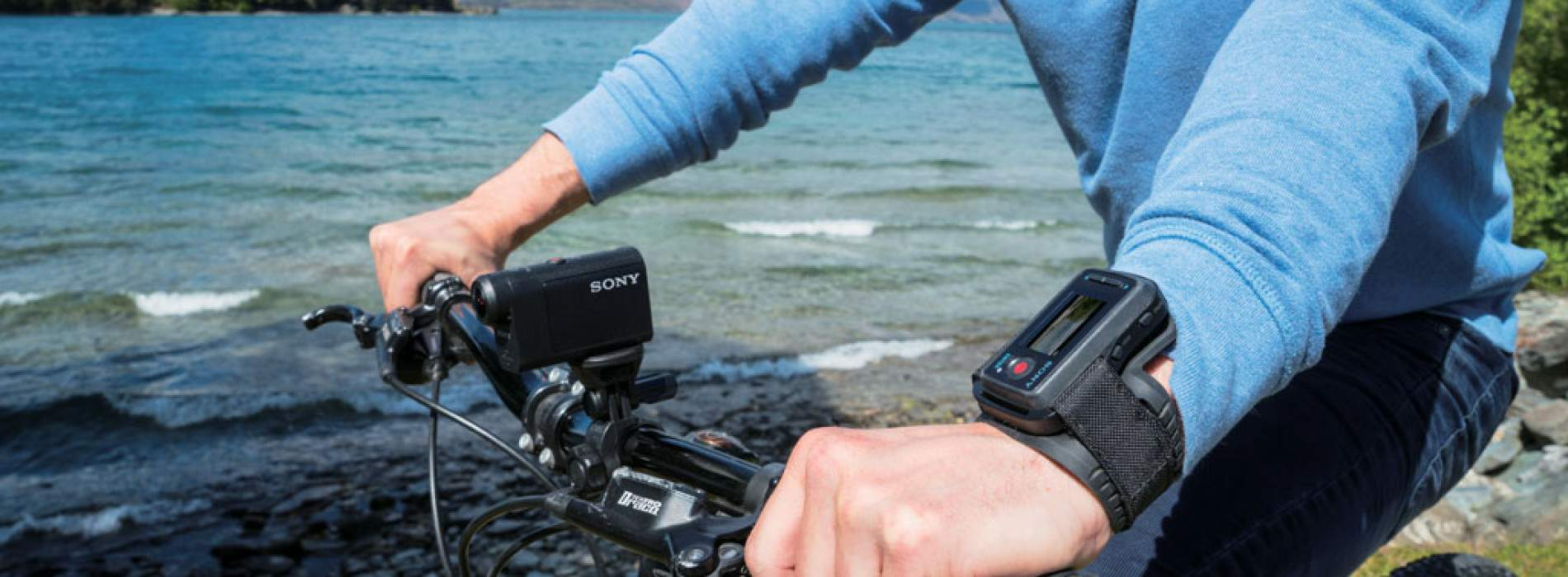 Revive tus aventuras con la nueva Action Cam HDR-AS50 de Sony