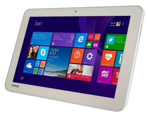 Tablets con Windows Toshiba Encore 2