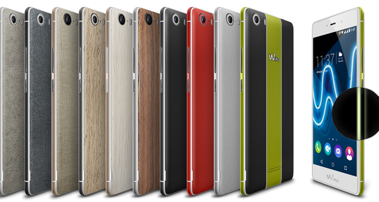 Wiko Fever Special Edition 01