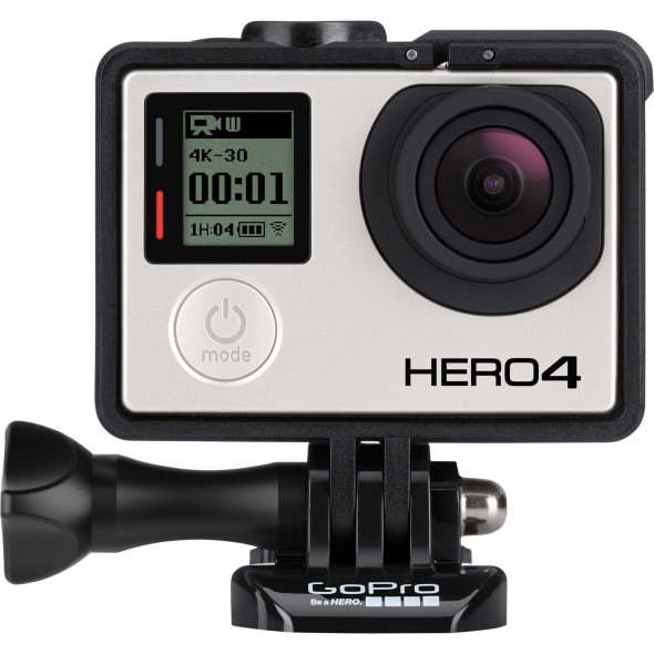 Cámaras 4K GoPro HERO4 Black(1)