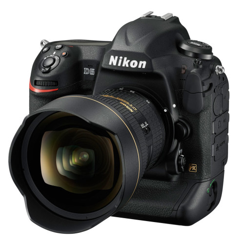 Nikon D5: Batiendo récords