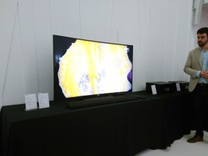 TV Sony Bravia SD85