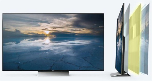TV Sony bravia XD93(1)