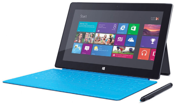Tablets grandes Microsoft Surface pro 4(1)