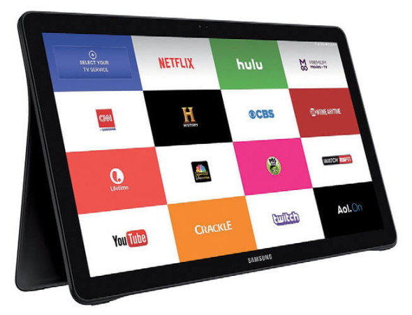 Tablets grandes Samsung Galaxy View(1)