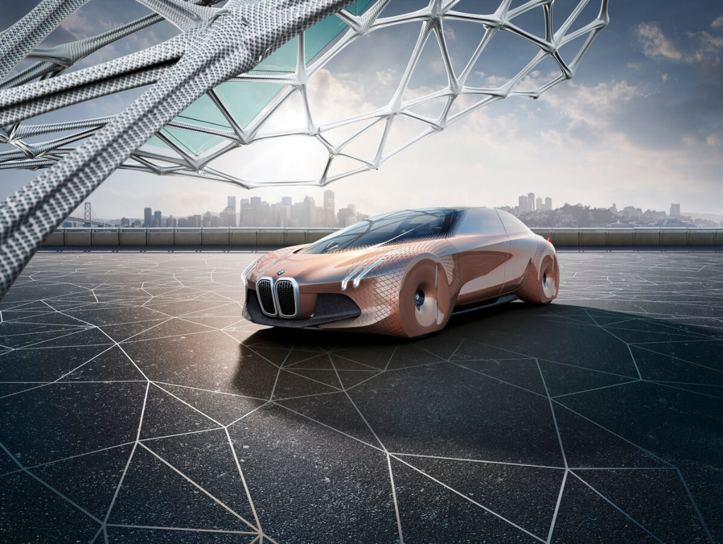 The vision next 100 prototipo de BMW 03