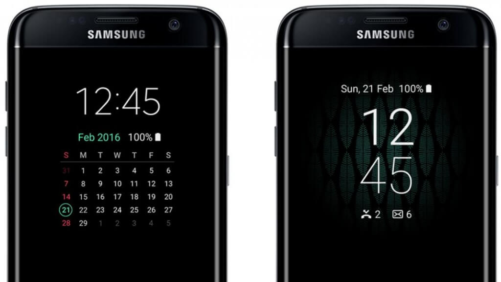 Trucos del Samsung Galaxy S7 always on display(1)