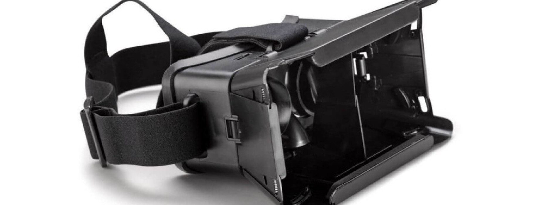 Gafas de realidad virtual Low cost