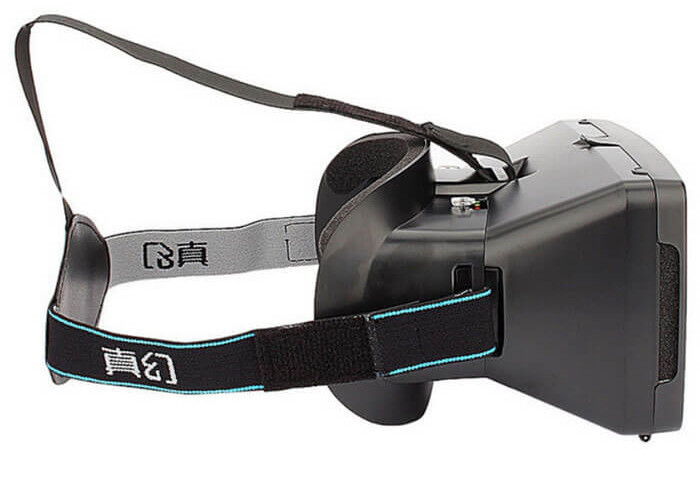 Gafas de realidad virtual low cost Ritech VR(1)