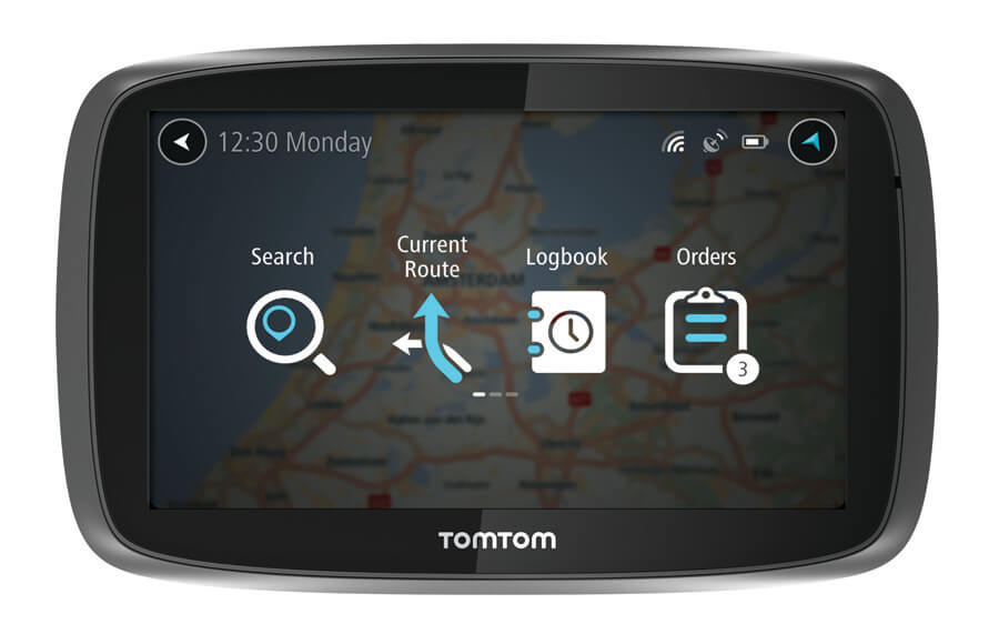 un mes conduciendo con tomtom go 61 revista gadget. Black Bedroom Furniture Sets. Home Design Ideas