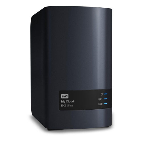 WD My Cloud EX2 Ultra: hasta 16 TB para profesionales creativos