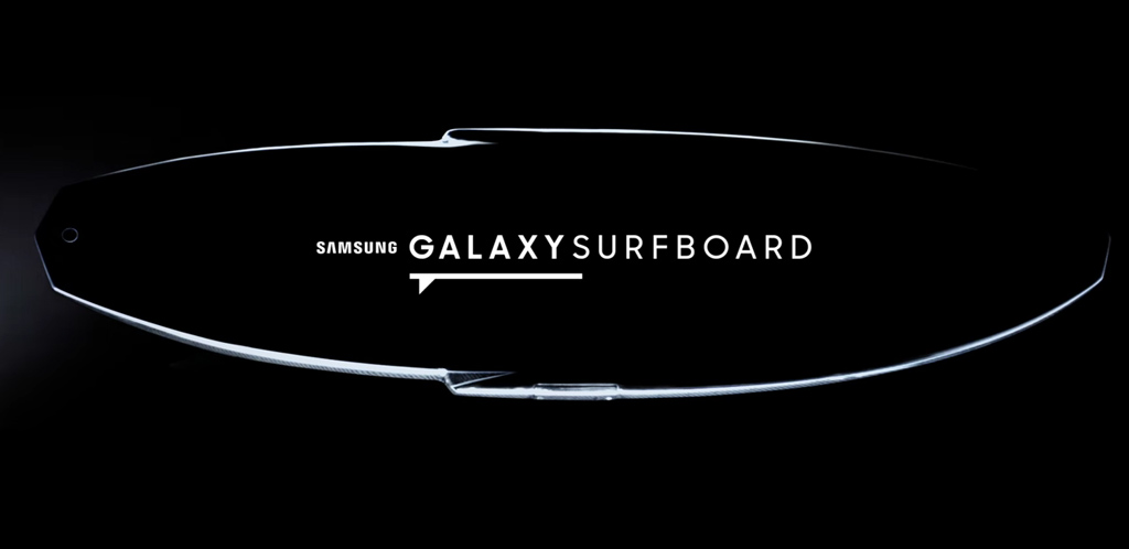 Samsung Galaxy Surfboard tabla de surf inteligente 03