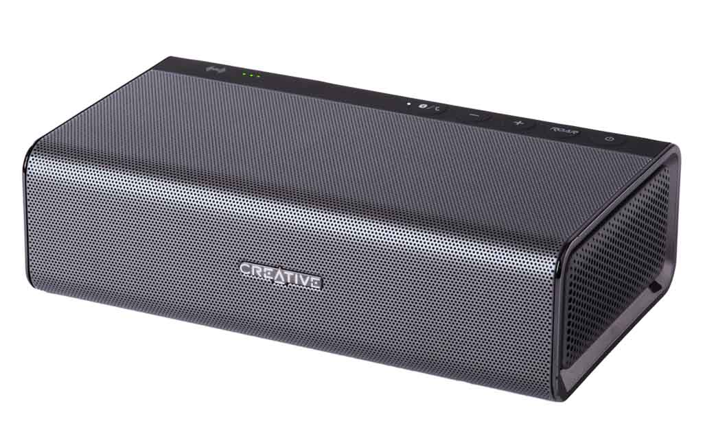 mini altavoces bluetooth CREATIVE SOUND BLASTER ROAR PRO 01