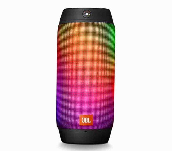 Altavoces con LED JBL Pulse 2 copia