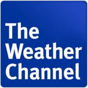 Applicaciones para consultar el tiempo the weather channel logo