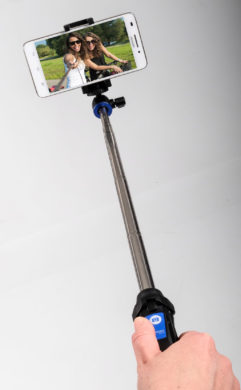 Benro MK10 Smart Mini Tripod and Selfie Stick