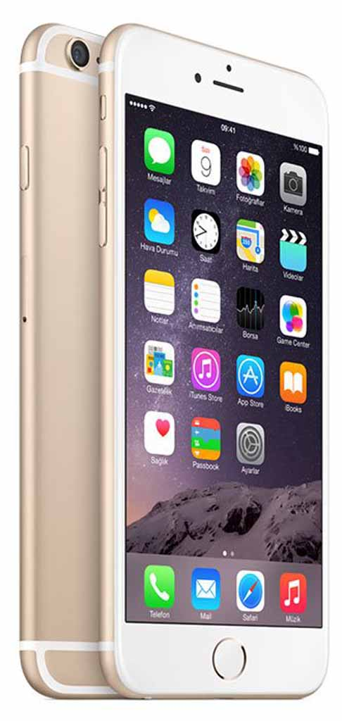 Comparativa iPhone SE iPhone 6 plus