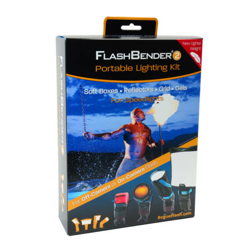 ¿Quieres ganar un kit FlashBender 2 Portable Lighting?