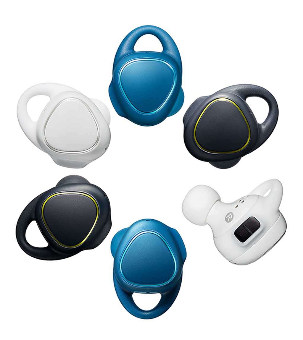 Samsung Gear IconX colores