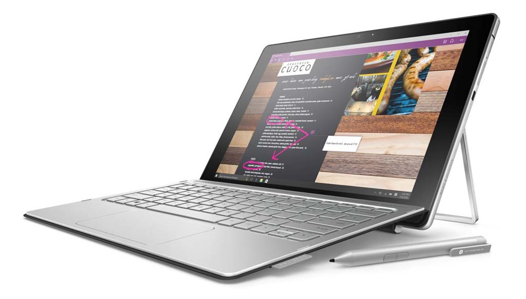 Tablets con soporte integrado HP Spectre X2