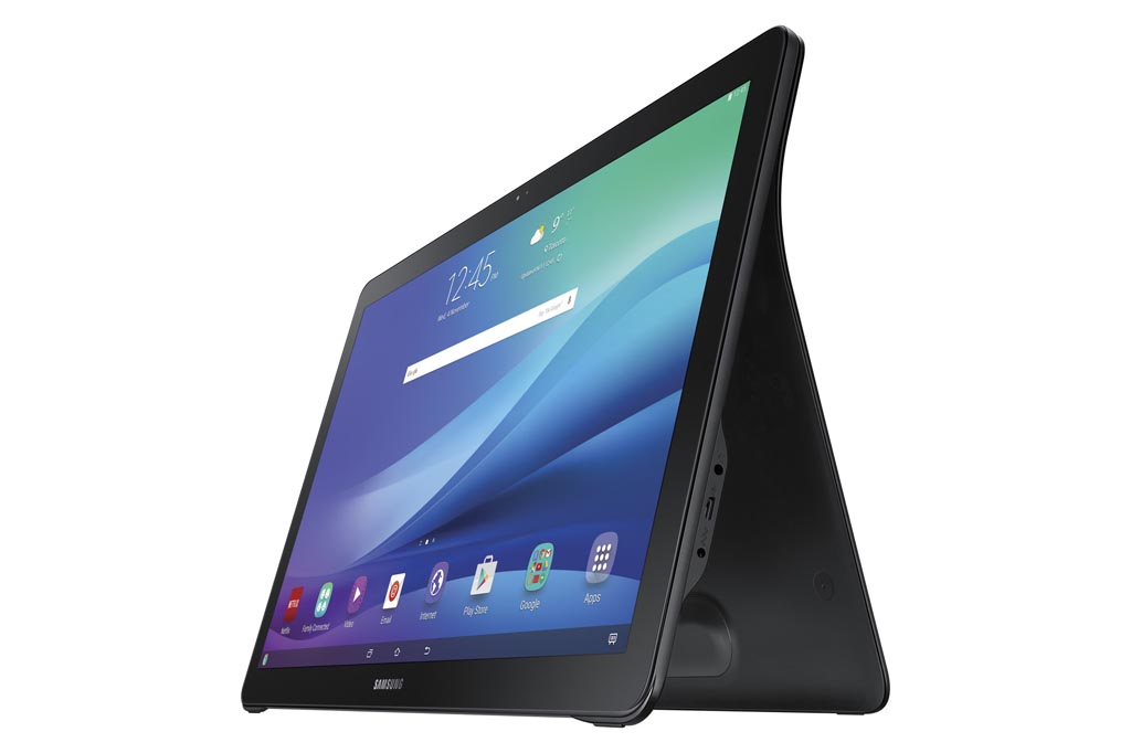 Tablets con apoyo integrado Samsung Galaxy View