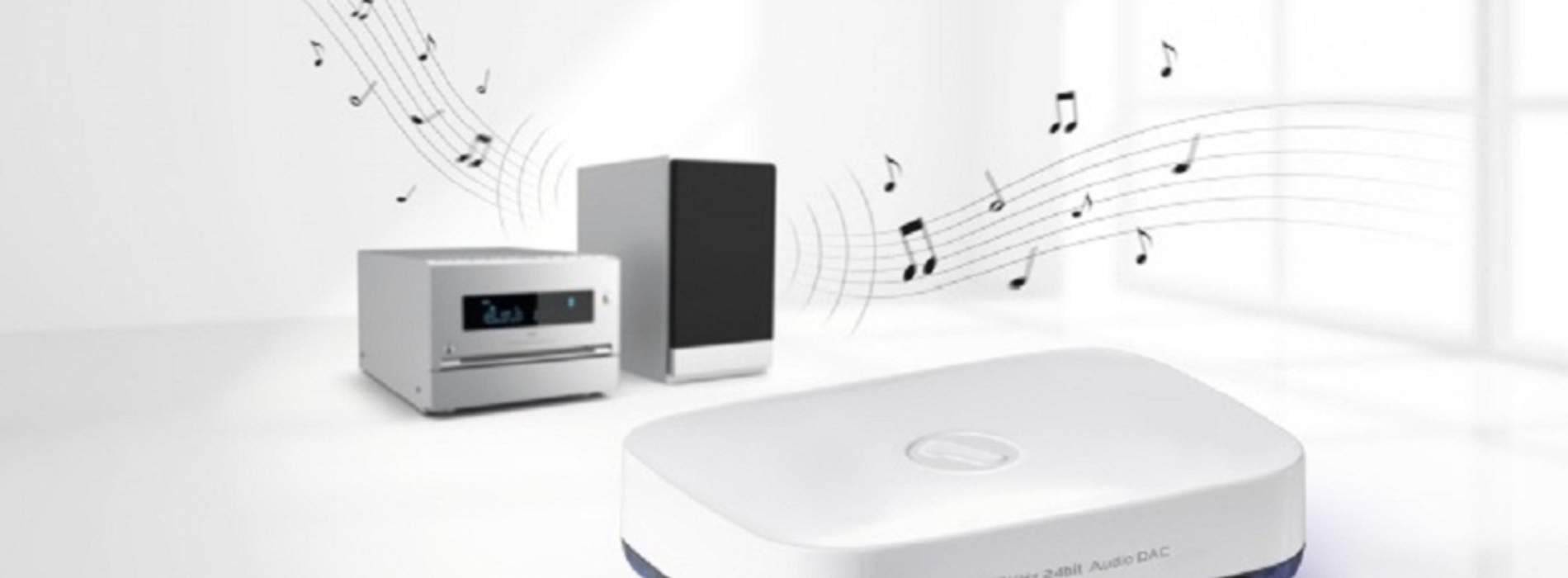 Concurso: One for all Music Receiver