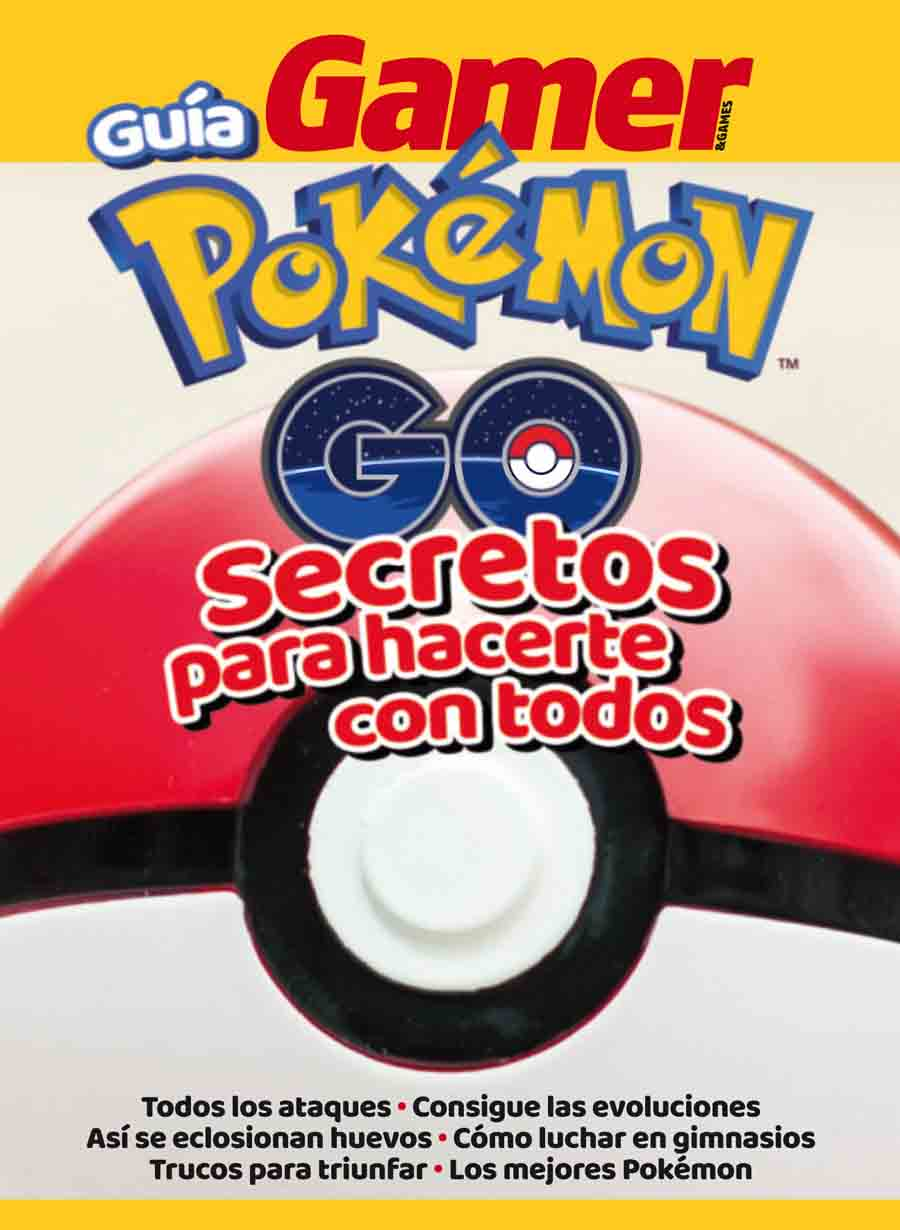 Revista Gamer guia Pokemon GO
