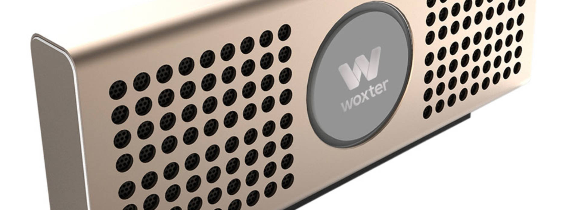 Woxter Big Bass BT-20: Música con y sin cables