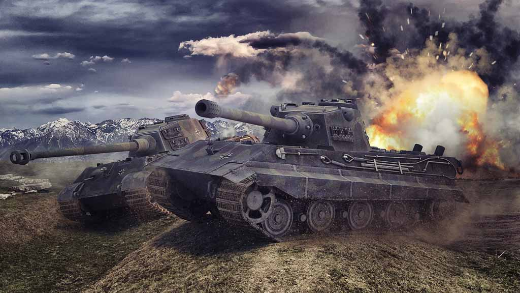 Códigos para World of Tanks 03