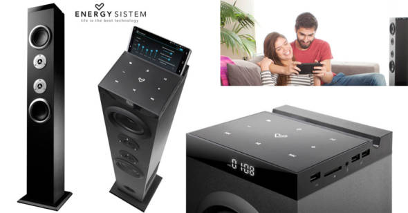 Energy Tower 5 Bluetooth