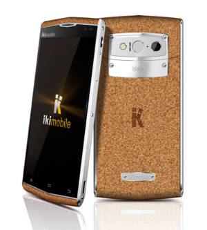 IKI Mobile KF5 Bless Cork Edition