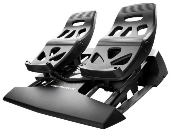 Thrustmaster Flight Rudder Pedals