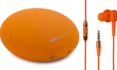 Concurso: Pack Boompods Earbuds y Downdraft