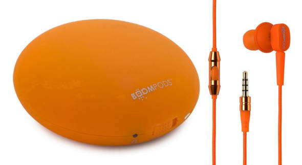 Boompods Earbuds y Downdraft