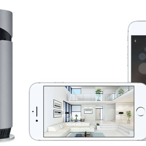 D-Link Omna 180 Cam HD: la primera para Apple HomeKit