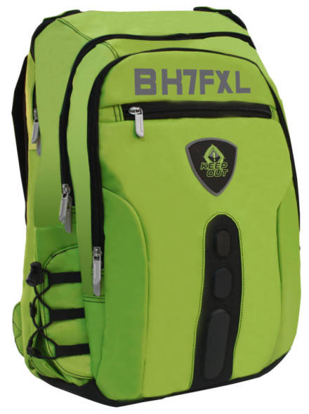 Keep Out Gaming BACKPACK BK7FGXL