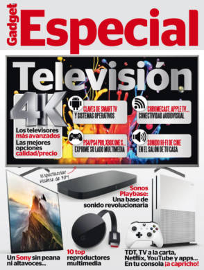 Revista Gadget nº 102 - Especial TV