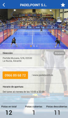 App Padel Around