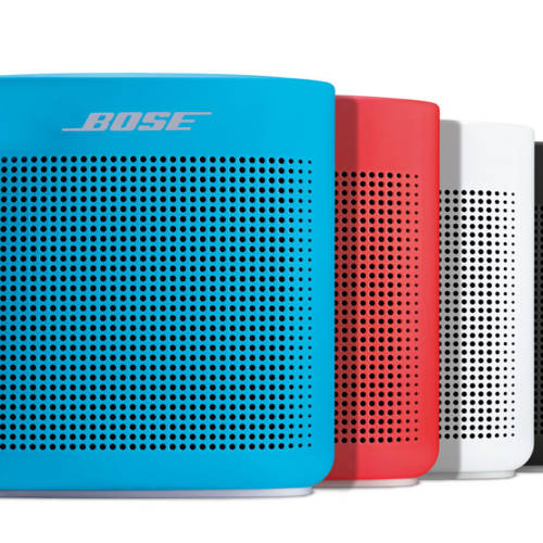 Ya está a la venta BOSE Soundlink Color Bluetooth II