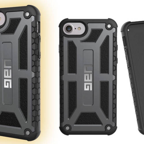 Concurso: UAG Monarch para iPhone 6/6S/7 Plus